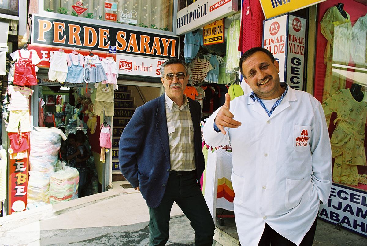 Grand Bazaar ärimehed