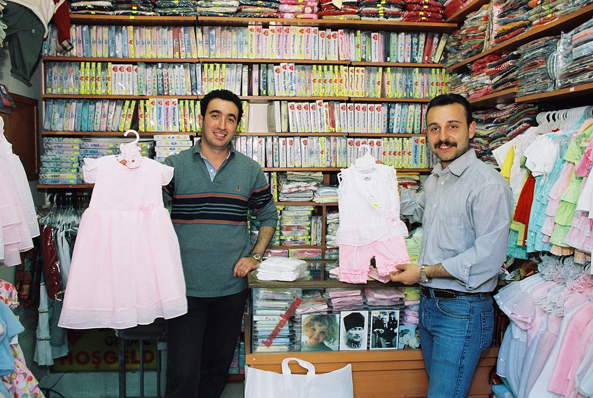 Grand Bazaar beebirõivaste kauplus