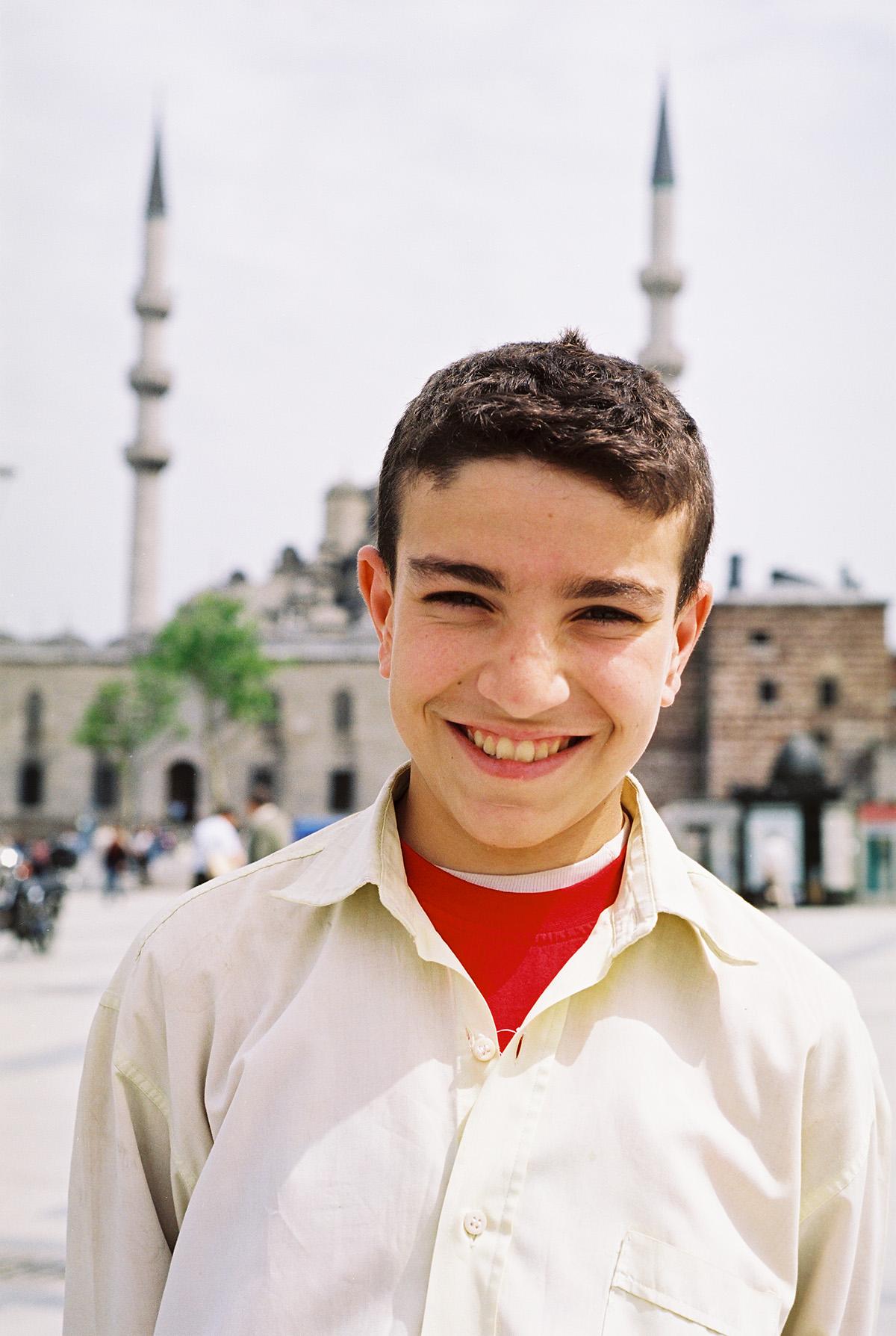 İstanbuli koolipoiss
