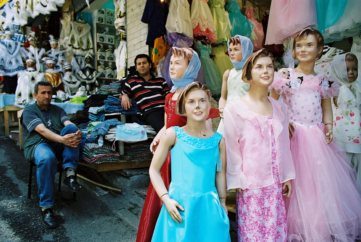 Grand Bazaari kleidipood