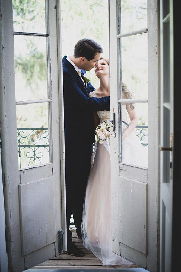 Noorpaar Kernu mõisas