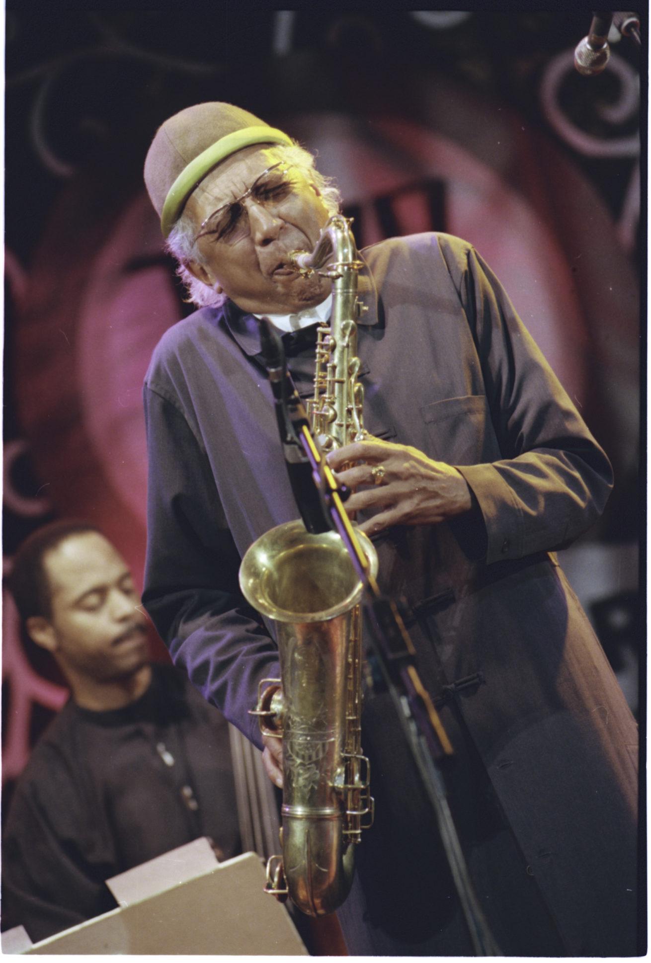 Charles Lloydi kvartett 1997