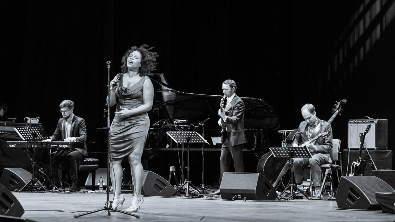 Shayna Steele & Estonian Dream Big Band